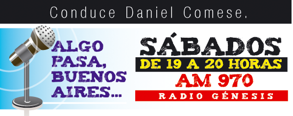 ALGO PASA BS.AS RADIO