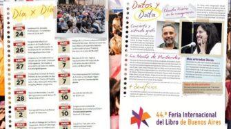 FERIA DEL LIBRO: PRINCIPALES EVENTOS