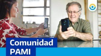 VOLUNTARIOS: COMUNIDAD PAMI