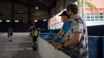 PROTOCOLO: REABREN CLUBES DE BARRIO
